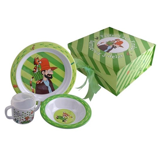 Dacapo Pettson and Findus Table Wear Green Green