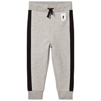 Civiliants Sweatpants Grey Melange Grey Melange