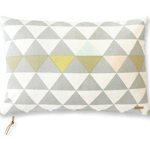 Image of Majvillan Vincent Cushion Cover Grey (3007398901)