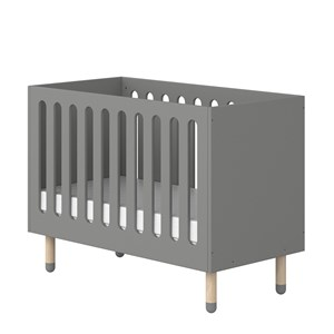 Image of Flexa Furniture Play Baby Bed Grey (3007394705)