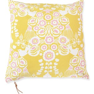 Image of Majvillan Estelle Cushion Cover Yellow (3007398899)