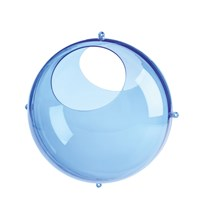 Koziol Blue Orion Storage Bubble Blue