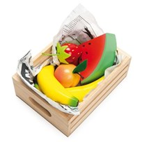 Le Toy Van Honeybake® Five-a-Day Fruits Crate Multi