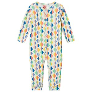 Image of Tootsa MacGinty Multicolored Kite Footless Babygrow 12-18 months (3065507605)