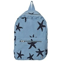 Emma och Malena Starfish Backpack Blue Blue