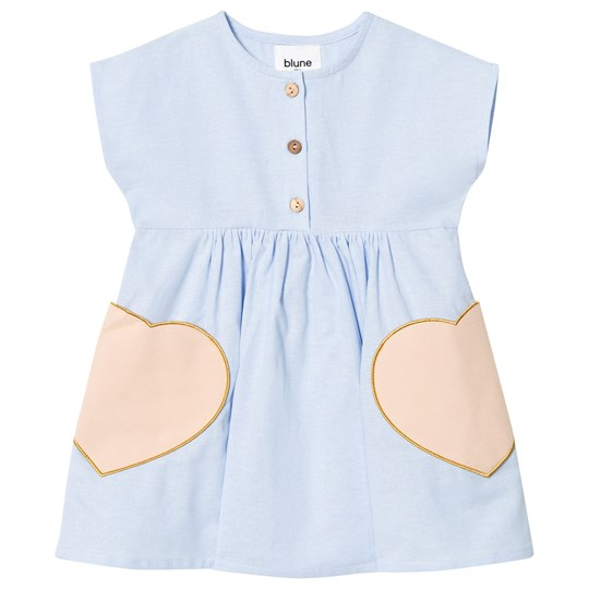 Blune Candy Dress Light Blue Light Blue