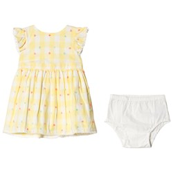 GAP Dress and Bloomers Set In Pure Yellow