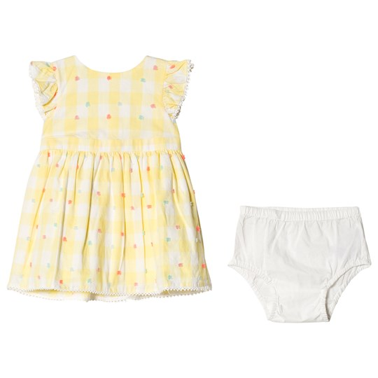 GAP Dress and Bloomers Set In Pure Yellow Pure Yellow
