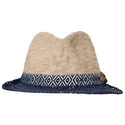 Pepe Jeans Navy and Straw Mountain Hat