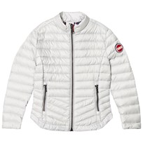 colmar Silver Lightweight Padded Jacket 292 LONDON / POLICE