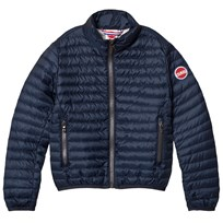 colmar Navy Lightweight Padded Jacket 68 NAVY BLUE / FROZEN
