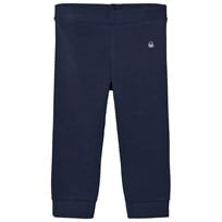 United Colors of Benetton Warm Leggings With Spearkle Logo Dark Blue Dark Blue