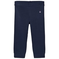 United Colors of Benetton Warm Leggings With Spearkle Logo Dark Blue 深蓝色