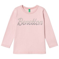 United Colors of Benetton T-Shirt Pink