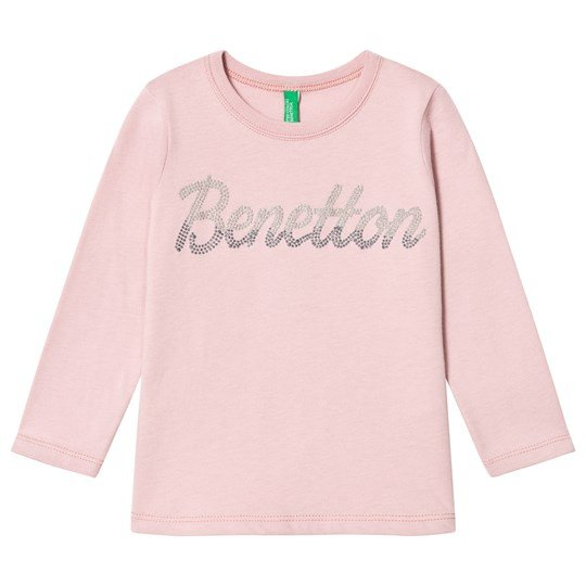 United Colors of Benetton T-Shirt Pink Pink