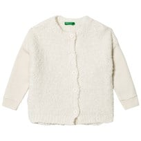 United Colors of Benetton Cardigan White White