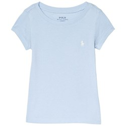 Ralph Lauren Blue Tee with PP