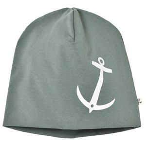 Image of Emma och Malena Anchor Beanie Green 3-9 mdr (3009897401)