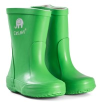Celavi Basic Wellies Green Green