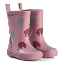 Celavi Rose Elephant Wellies Multi