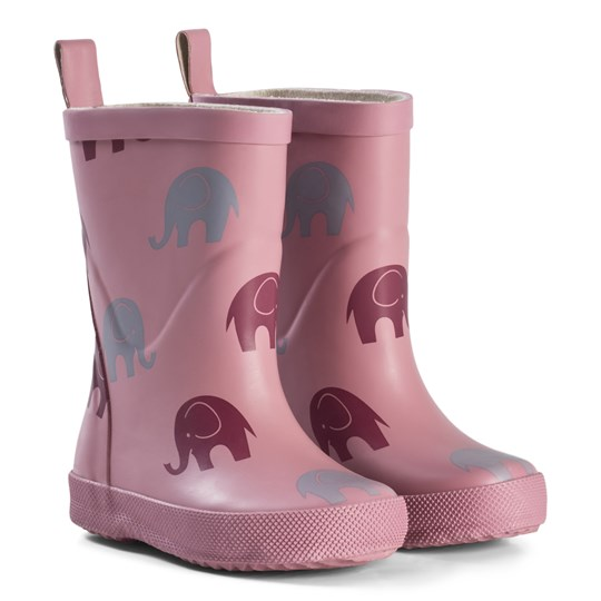 Celavi Rose Elephant Wellies Mønstret