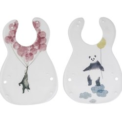 Sebra Haklapp, In the Sky, 2-pack, Panda