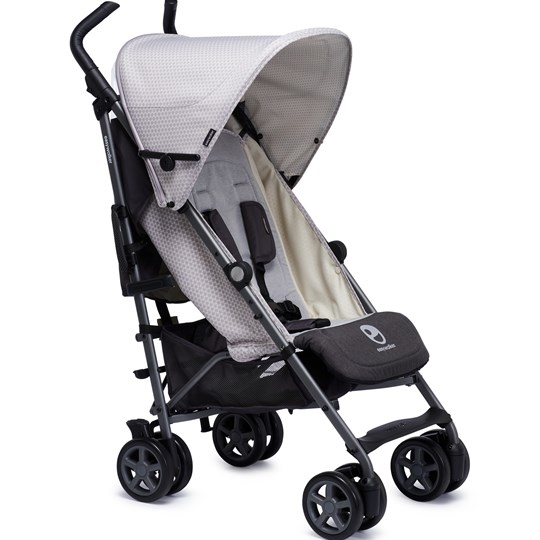 EasyWalker Buggy+ Silver Circle Silver