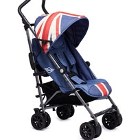 EasyWalker MINI by Easywalker buggy+ Union Jack Vintage Union Jack Denim