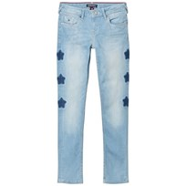 Tommy Hilfiger Bleach Blue Star Sophie Skinny Fit Jeans 911