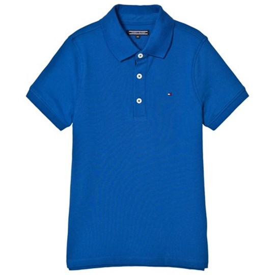 Tommy Hilfiger Blue Ame Hilfiger Slim Fit Polo 493