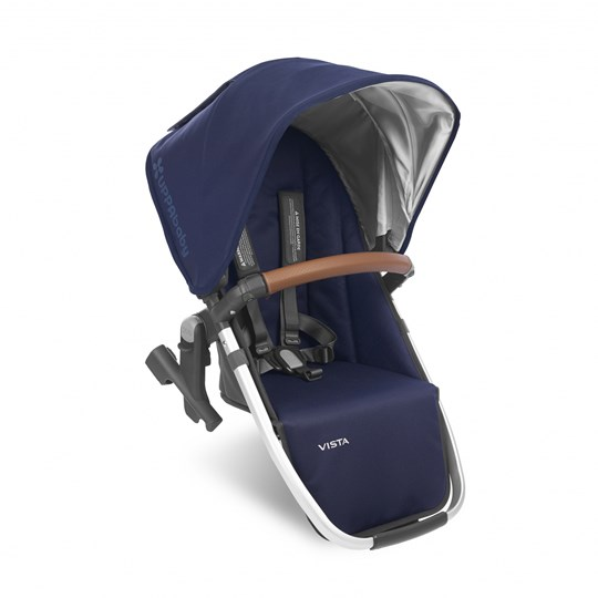 UPPAbaby VISTA 2018 Rumble Seat Taylor Blue Sand