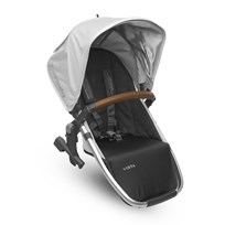 UPPAbaby VISTA 2018 Rumble Seat Loic White Hvid