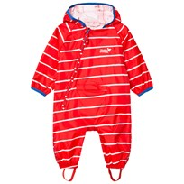 Muddy Puddles Puddlepac Coverall Paintbrush Breton Red Paintbrush Breton Stripe