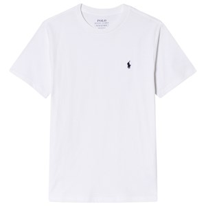 Image of White Classic Tee with PP 18 år (1706217)
