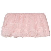 Bloch Pink Lilu Wired Bow Mesh Tutu Skirt Pink