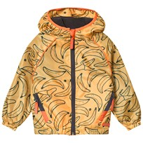 Indikidual Yellow Banana Raincoat Yellow