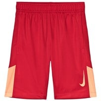 NIKE Red Accelerate Dry Training Shorts 687