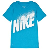 NIKE Blue Dry-FIT Training Tee 482
