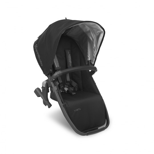 UPPAbaby VISTA 2018 Rumble Seat Jake Black Musta