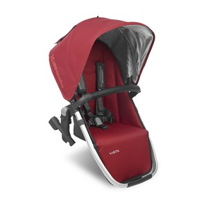 Image of UPPAbaby VISTA 2018 Rumble Seat Denny Red Vista 2018 Siblingseat Denny (3014867871)