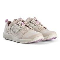 Timberland Junior Flyroam Oxford Shoes Beige PURE CASHMER