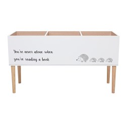 Bloomingville Bookcase White