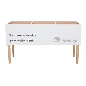 Image of Bloomingville Bookcase White (3149051977)