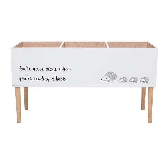 Bloomingville Bookcase White White