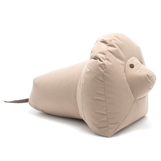 Sitting Bull Happy Zoo Nora Sittpuff Gul Beige