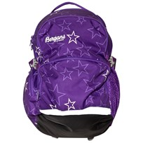 Bergans Amethyst Stars 2GO Backpack Purple
