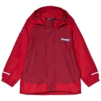 Bergans Knatten Jacket Red Rød