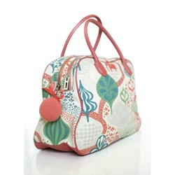 Littlephant Day Bag Saga Forest - Red/White