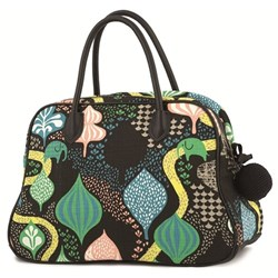 Littlephant Day Bag Saga Forest - Black/Multi