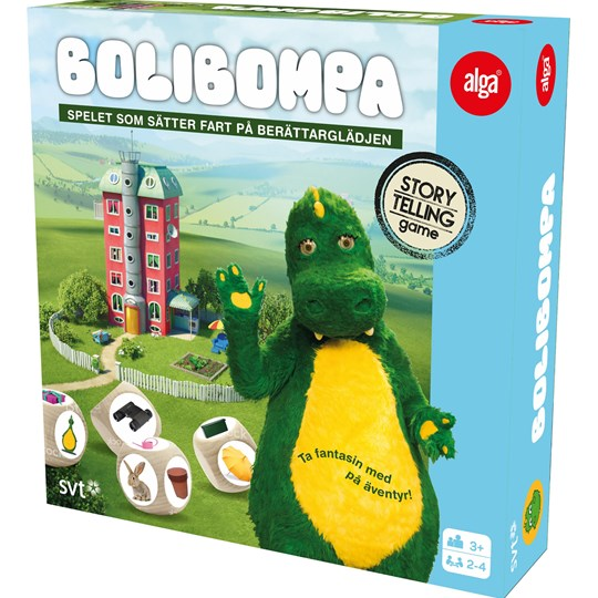 Alga Bolibompa Storytelling Game Multi